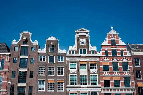 Les fa ades des maisons d 39 amsterdam - Les facades des maisons ...